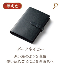 マルティーニ・バイブル手帳 限定色